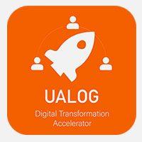 Logo UALOG