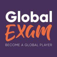 Logo global exam